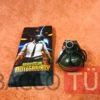 PUBG Playerunknown's Battlegrounds Bomba Anahtarlık