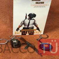 PUBG Playerunknown's Battlegrounds Anahtarlık 3lü Set